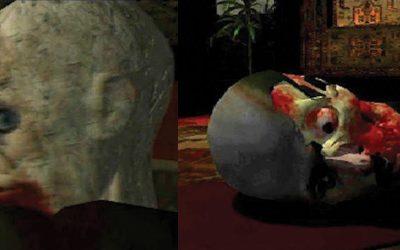 Resident Evil Director's Cut Version vs. Uncut Version