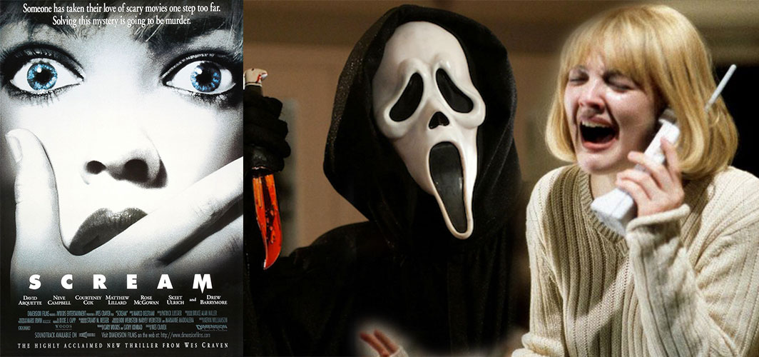 Scream (1996) - 10 of the best High School Horror Films