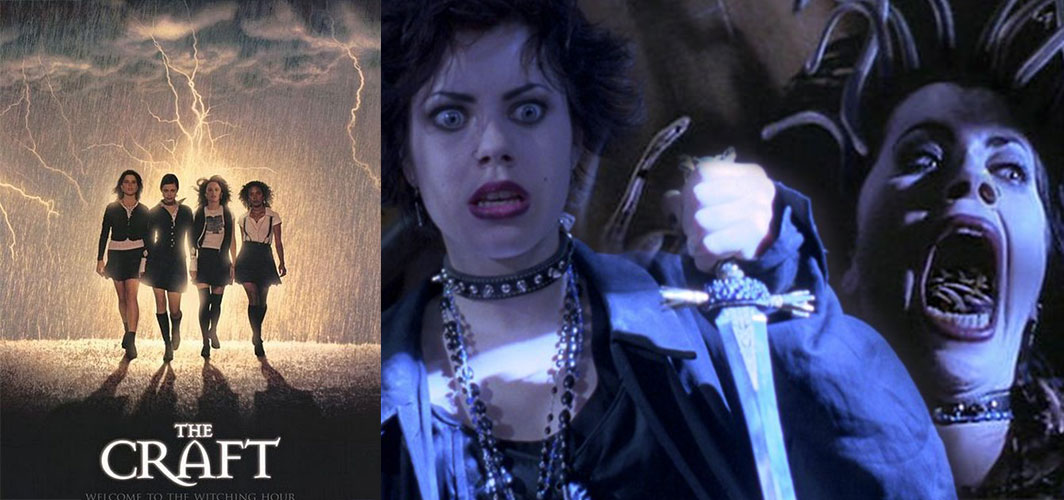 The Craft (1996) - 10 of the best High School Horror Films