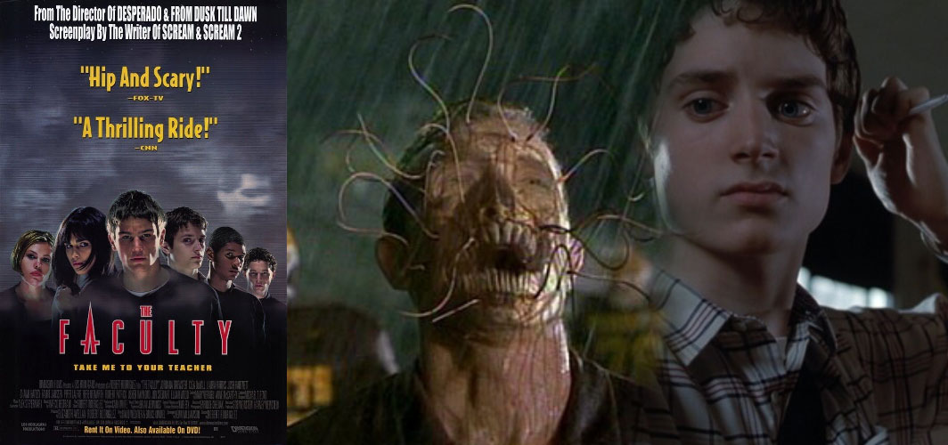 The Faculty (1998) - 10 of the best High School Horror Films