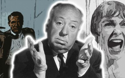 A Horror Fans Guide to Alfred Hitchcock