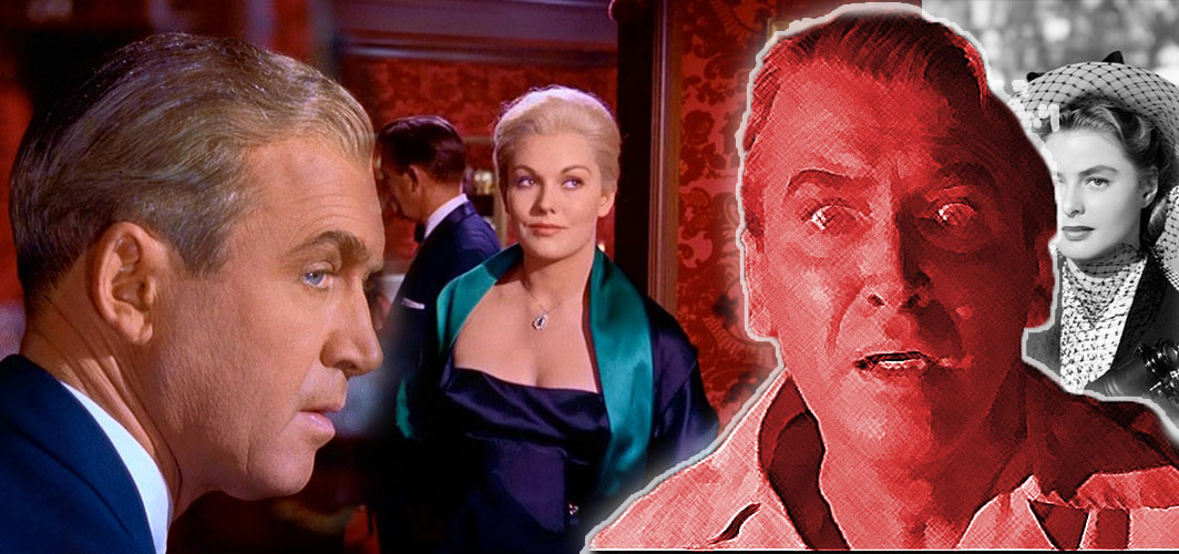 Vertigo (1958) - A Horror Fans Guide to Alfred Hitchcock