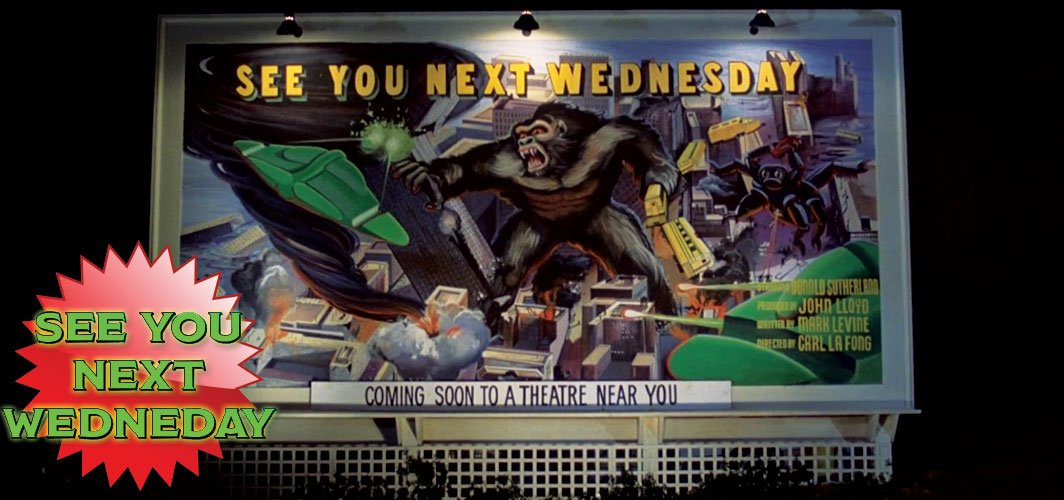 John Landis and See You Next Wednesday
