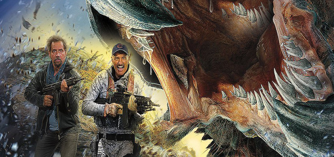 Tremors : A Cold Day In Hell (2018) – Official Trailer