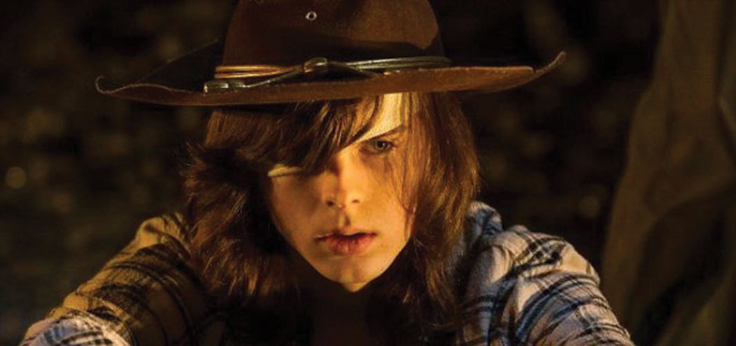"""The Walking Dead's"" Carl's ""Journey Ends"" Video will break you!"