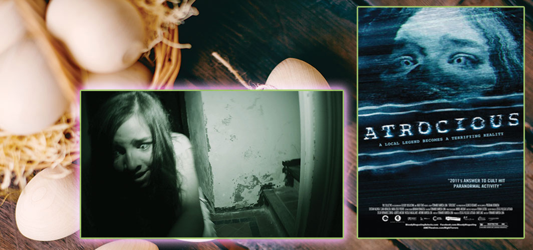Atrocious (2010) - 9 Horror Movies to Watch at Easter
