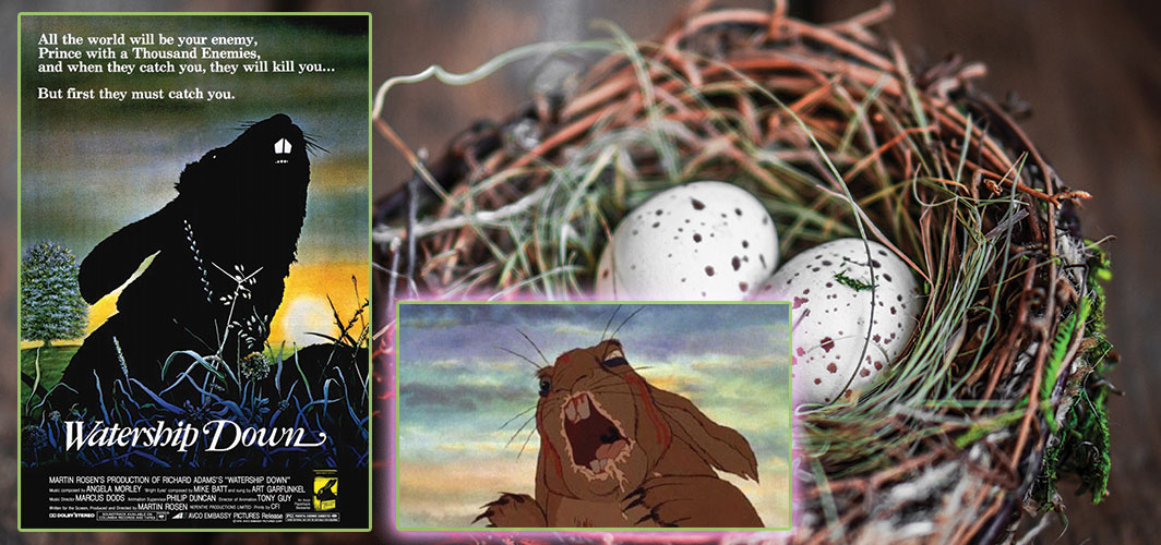 A Watership Down - 9 Horror Movies to Watch at Easter