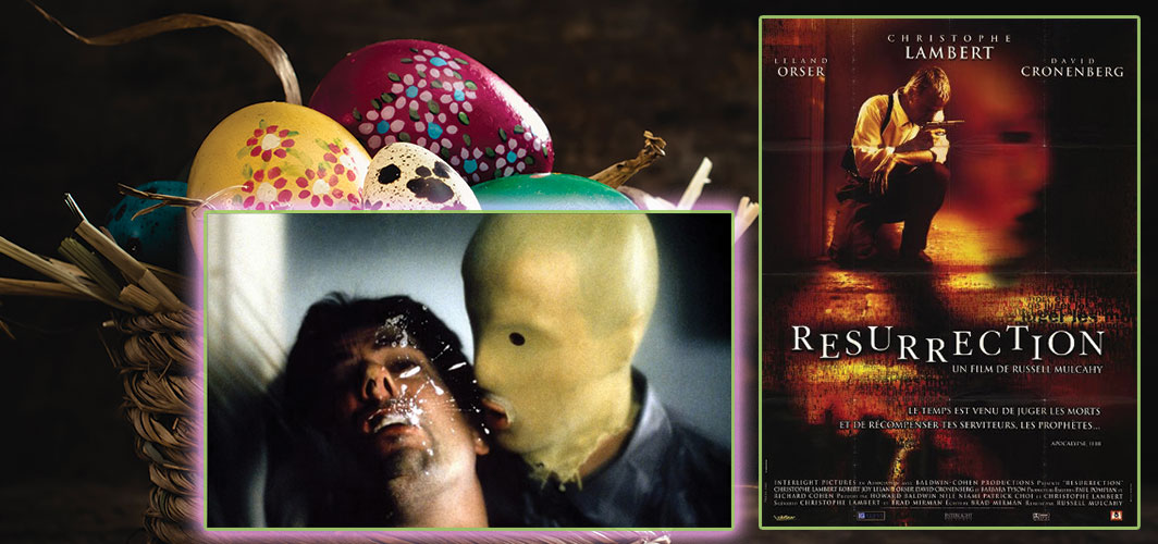 Resurrection (1999) - 9 Horror Movies to Watch at Easter