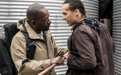 """New Images from """"Fear the Walking Dead"""" Season 4"""