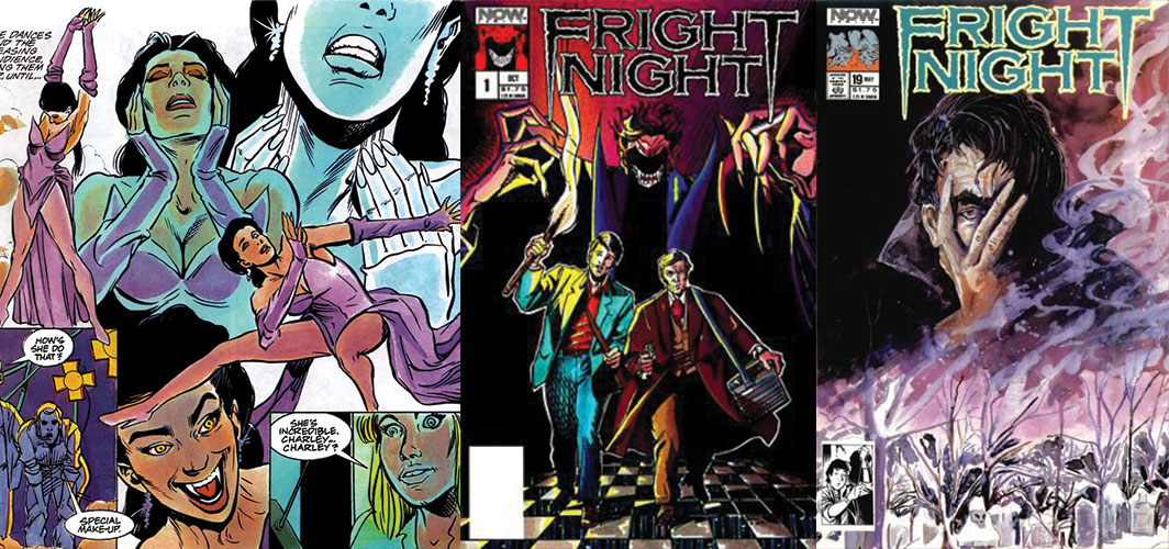 New 'Fright Night' Comics Are Coming Soon!