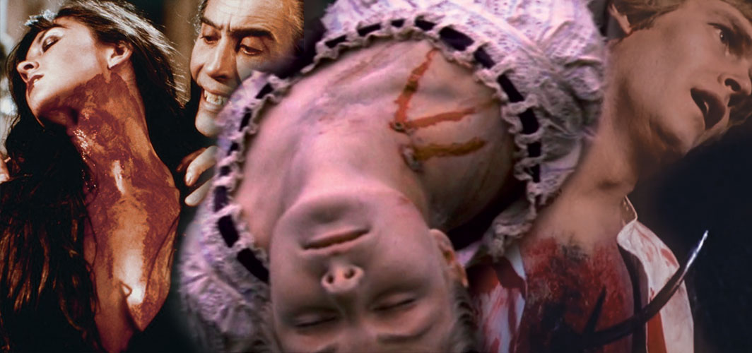 The Goriest Victims of Hammer's Dracula
