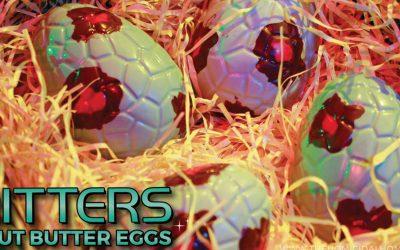 """Critters"" Peanut Butter Eggs Recipe"
