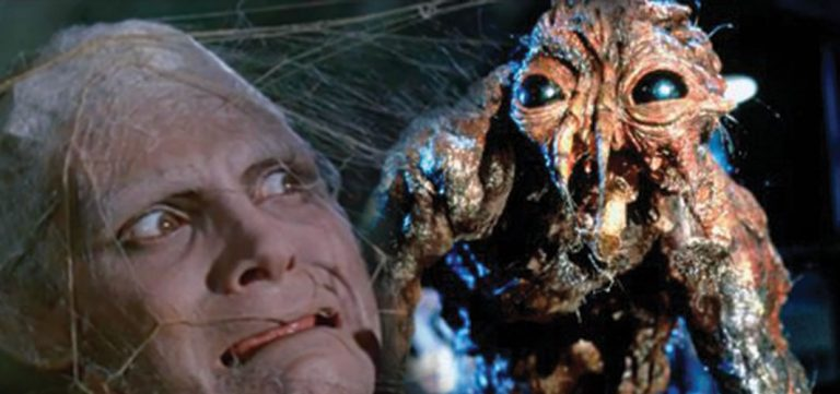 The Fly (1958) vs The Fly (1986)