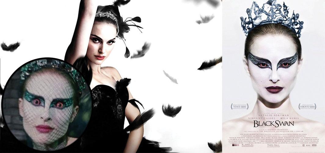 Black Swan (2010) - 7 Evil Doppelgangers in Film