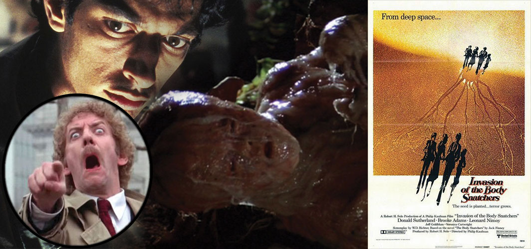 Invasion of the Body Snatchers (1978) - 7 Evil Doppelgangers in Film