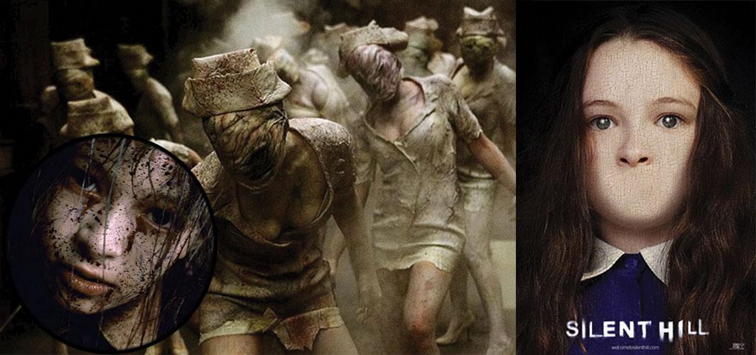 Silent Hill (2006) - 7 Evil Doppelgangers in Film