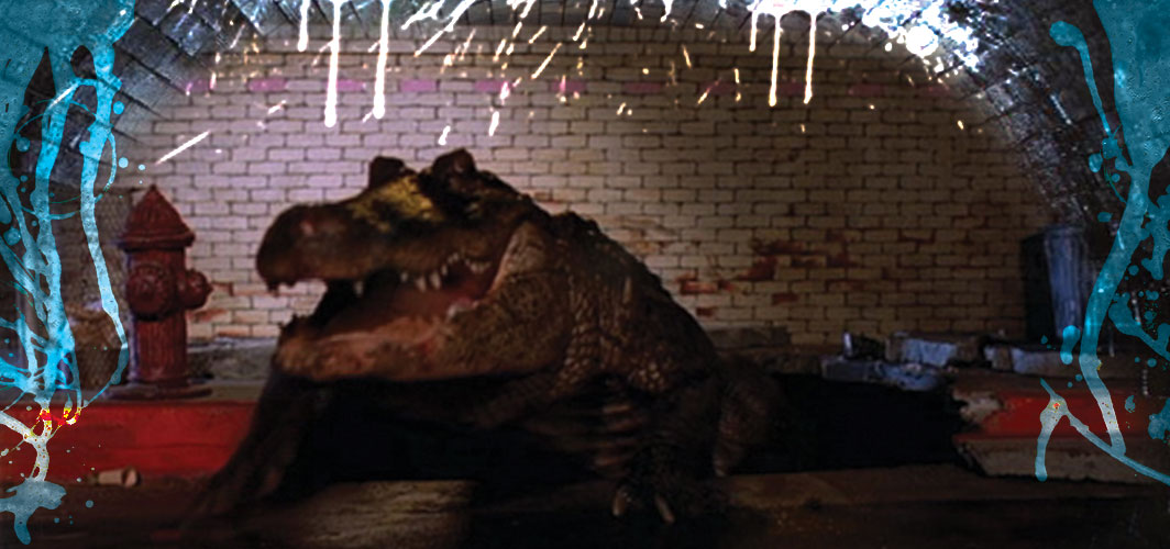 Alligator (1980) - 10 Horrors that Emerged from the Sewer