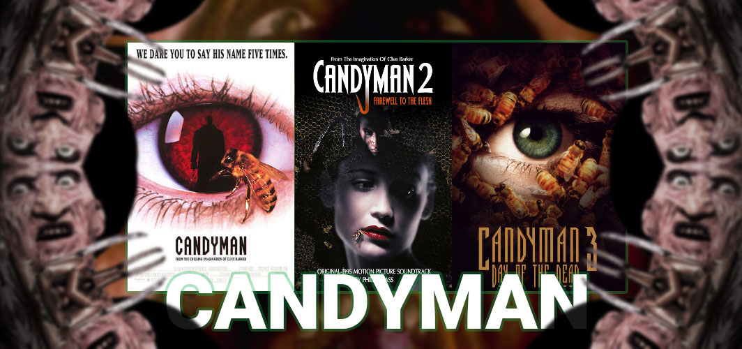 Candyman – (1992 – 1999) - 9 Horror Characters that Failed to Franchise Like Freddy
