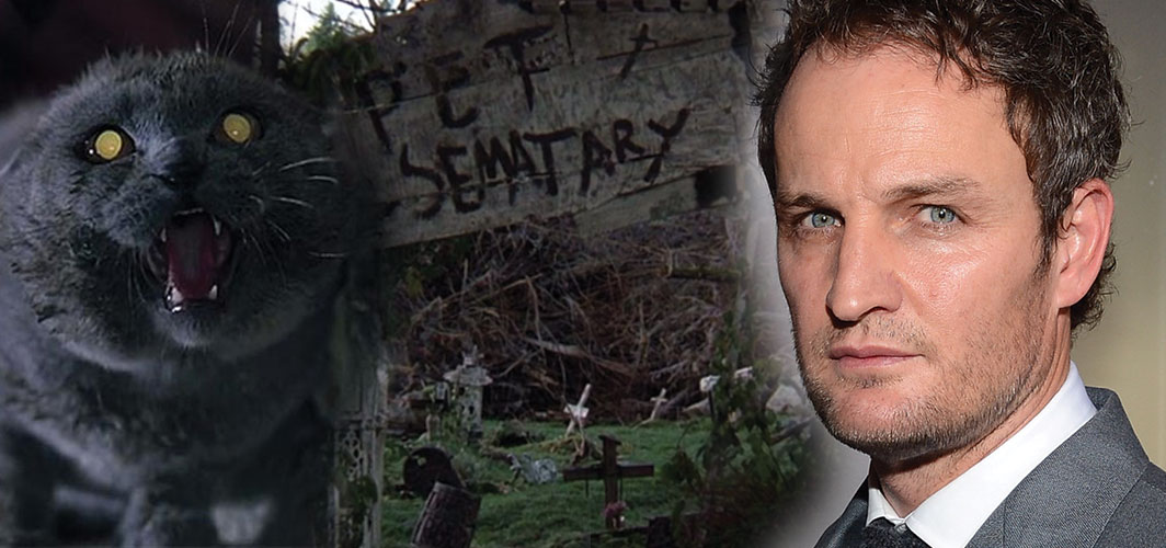 'Pet Sematary' Remake Eyes Jason Clarke