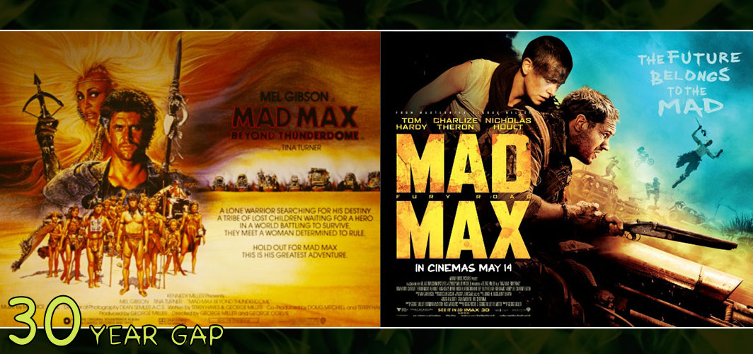 Mad Max: Fury Road (1985 - 2015) - The Art of the 20 Year Gap Sequel