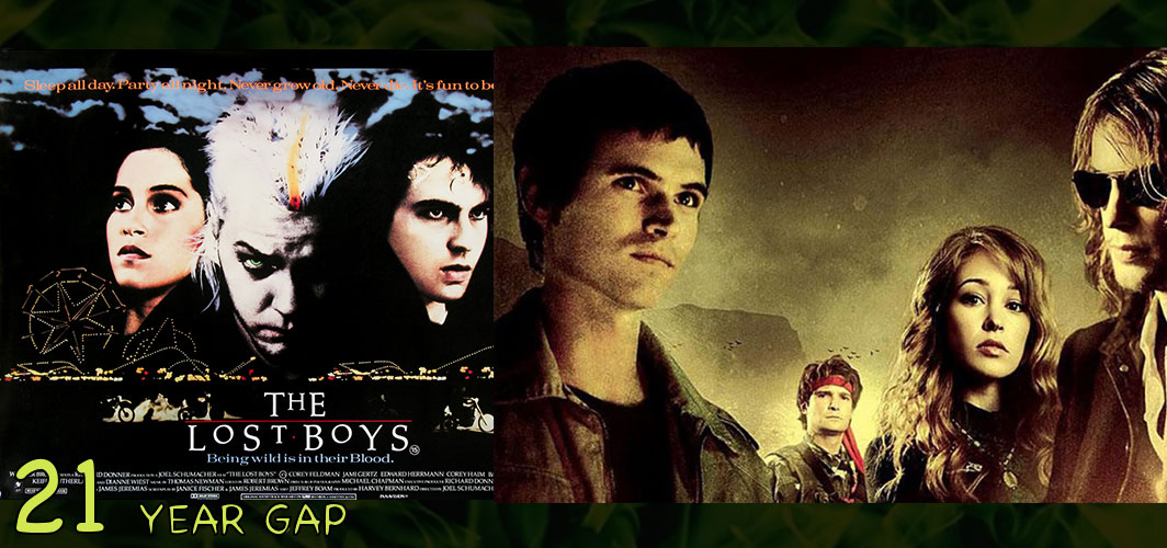 Lost Boys: The Tribe (1987 -2008) - The Art of the 20 Year Gap Sequel