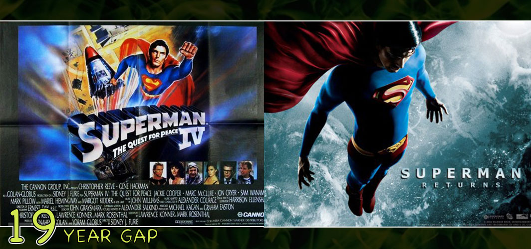 Superman Returns (1987 – 2006) - The Art of the 20 Year Gap Sequel