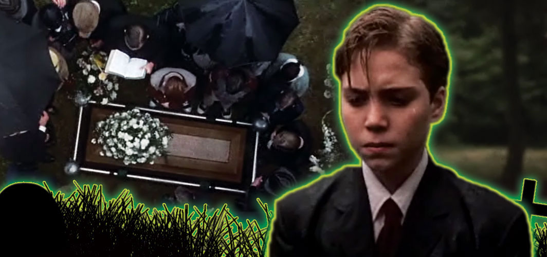 IT (1990) - 10 of the Best Horror Movie Funeral Scenes