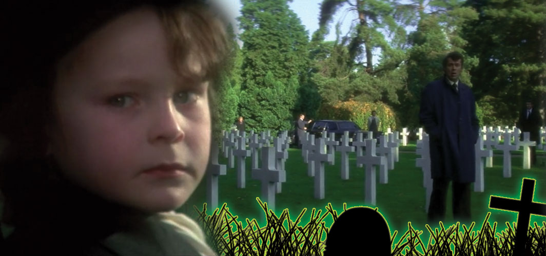10 of the Best Horror Movie Funeral Scenes The Omen (1976) - 10 of the Best Horror Movie Funeral Scenes