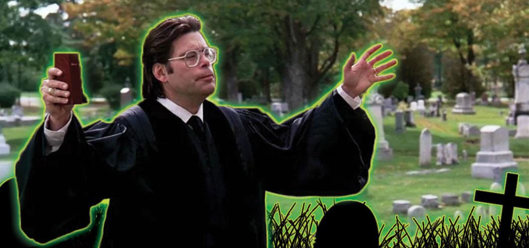 Pet Semetary (1983) - 10 of the Best Horror Movie Funeral Scenes