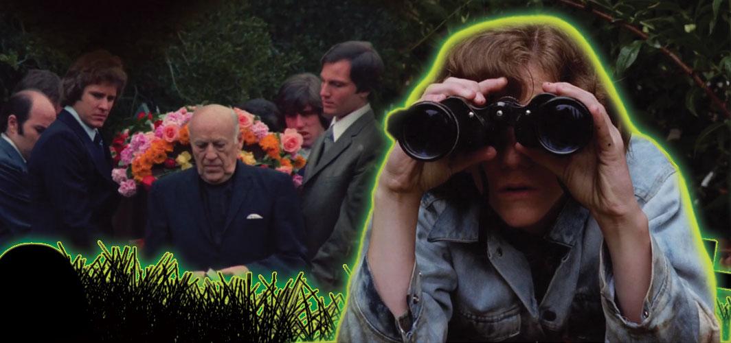 Phantasm (1979) - 10 of the Best Horror Movie Funeral Scenes