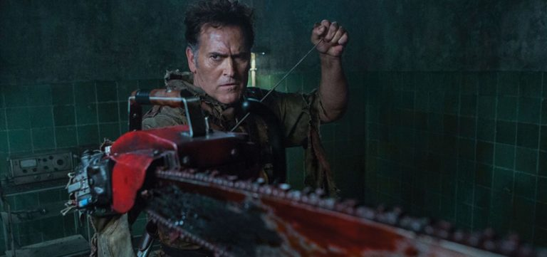 Why Ash vs. Evil Dead is Cancelled
