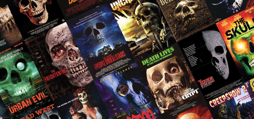 Movie Poster Cliches – Skulls