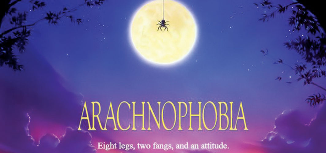 James Wan is Re-Making 'Arachnophobia'