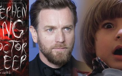 Ewan McGregor is Stephen King's 'Doctor Sleep'