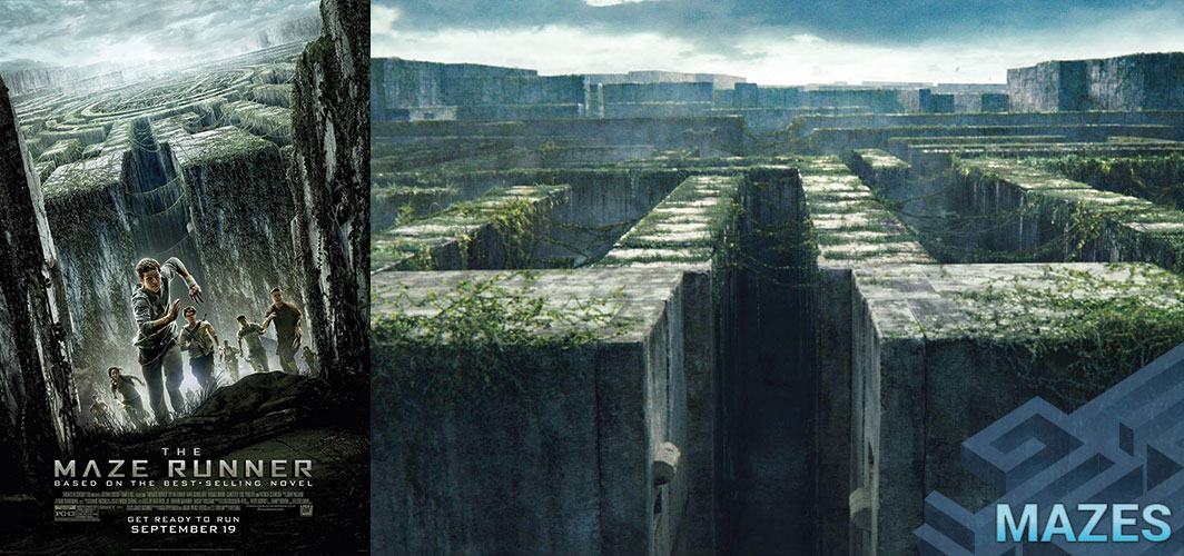 Maze Runner (2014) - Don't Get Lost in these 10 Creepy Maze Films