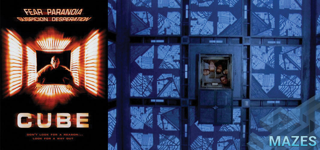 Cube (1997) - Don't Get Lost in these 10 Creepy Maze Films