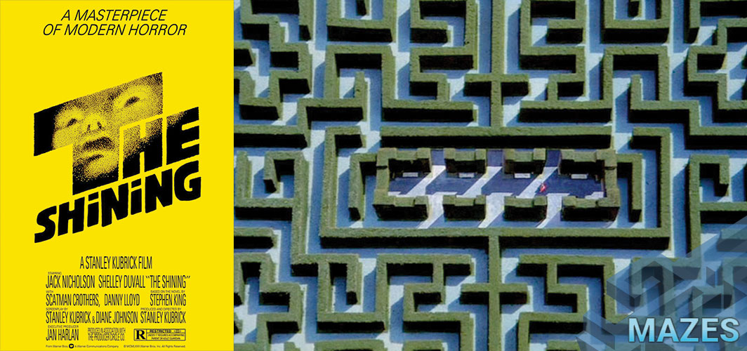 The Shining (1980) - Don't Get Lost in these 10 Creepy Maze Films