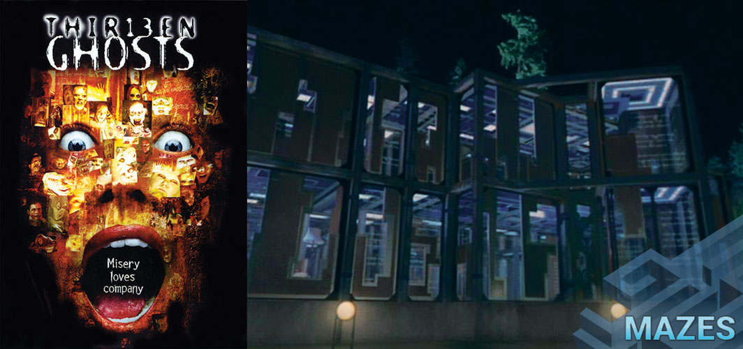 Thir13en Ghosts (2001) - Don't Get Lost in these 10 Creepy Maze Films