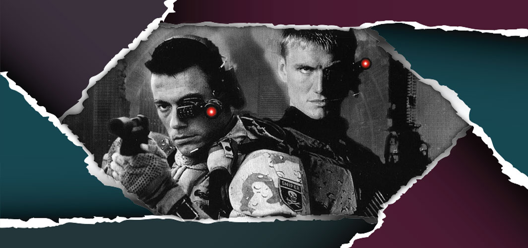 Universal Soldier (1992) - Luc Deveraux - Childs Play - Chucky - So you've Been Resurrected in a Movie! Now What?