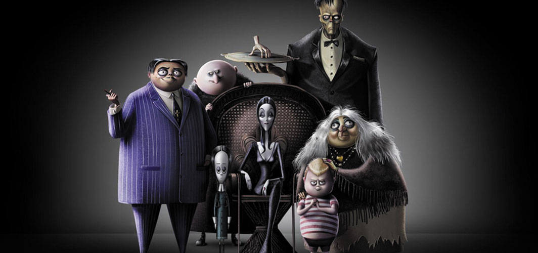 Meet The Adams Family