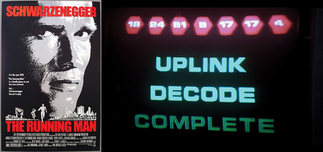 You can Manual Override - Running man – Uplink