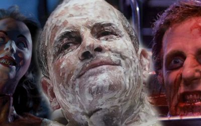 9 of the Grossest Talking heads in Film