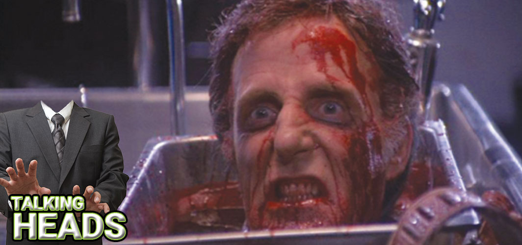 Re-Animator (1985) - 9 of the Grossest Talking heads in Film