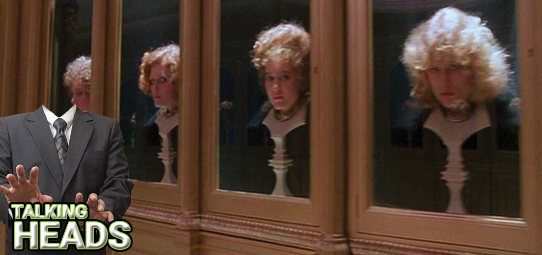 Return to Oz (1985) - 9 of the Grossest Talking heads in Film Re-Animator (1985)