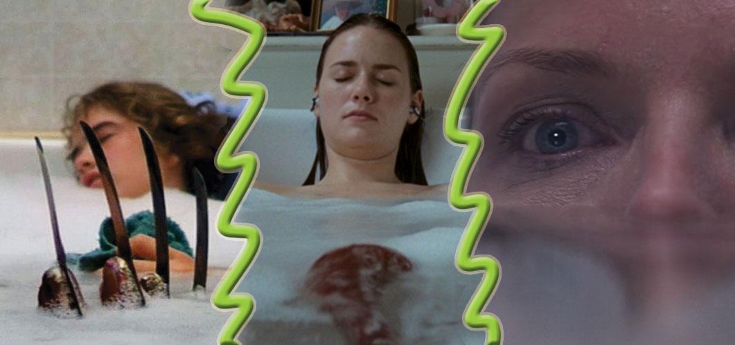 11 Scariest Bath Scenes in Horror Movie History