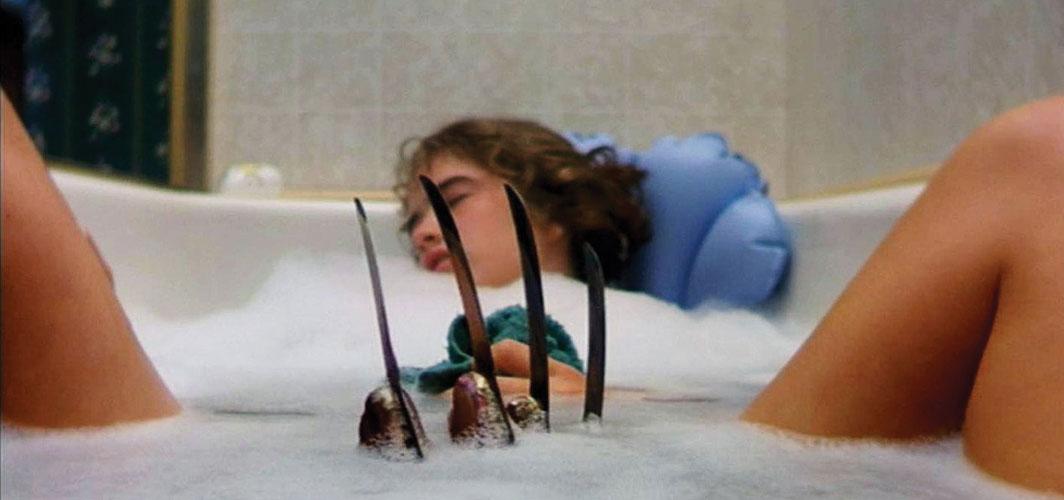 Nightmare on Elm Street (1984) - 11 Scariest Bath Scenes In Horror Movie History