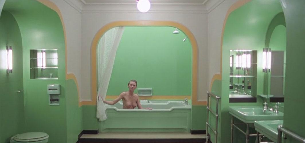 The Shining (1980) - 11 Scariest Bath Scenes In Horror Movie History