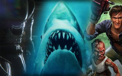 15 Horror Film Video Game Adaptions