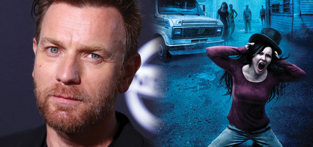 Ewan McGregor Says Doctor Sleep Movie is Faithful to King's Book