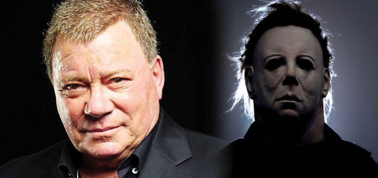 Malek Akkad Wants Shatner to Appear in Halloween